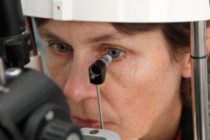 Igel Augenarzt